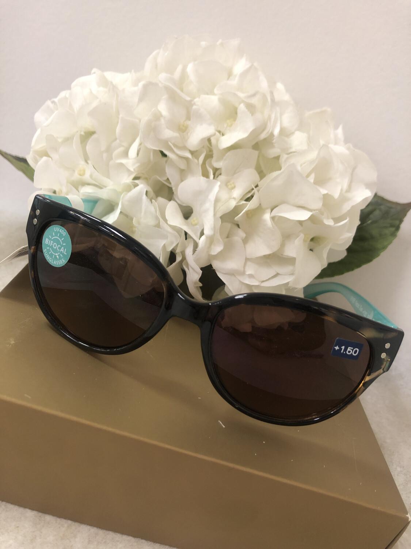 Peepers Napa Sun Tortoise/Blue +1.50