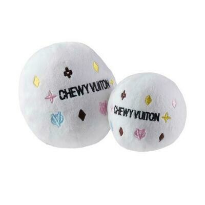 HDD Chewy Vuitton Ball White Large