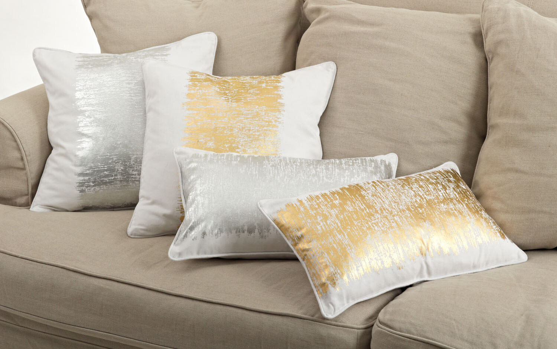 SS 700 Silver Pillow