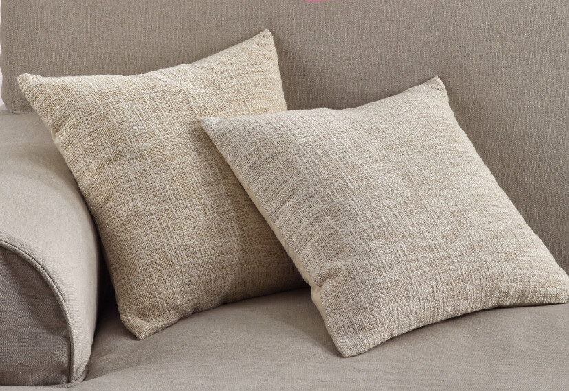 """SS 1830 20"""" Ivory Pillow Cover"""