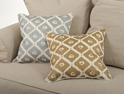 """SS 999P 20"""" Pillow Cover Silver"""