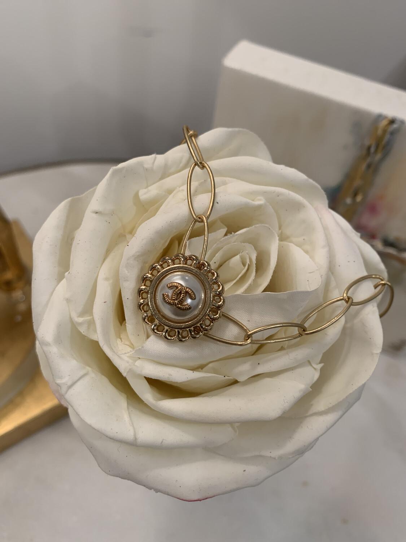 AO Chanel Pearl Bracelet