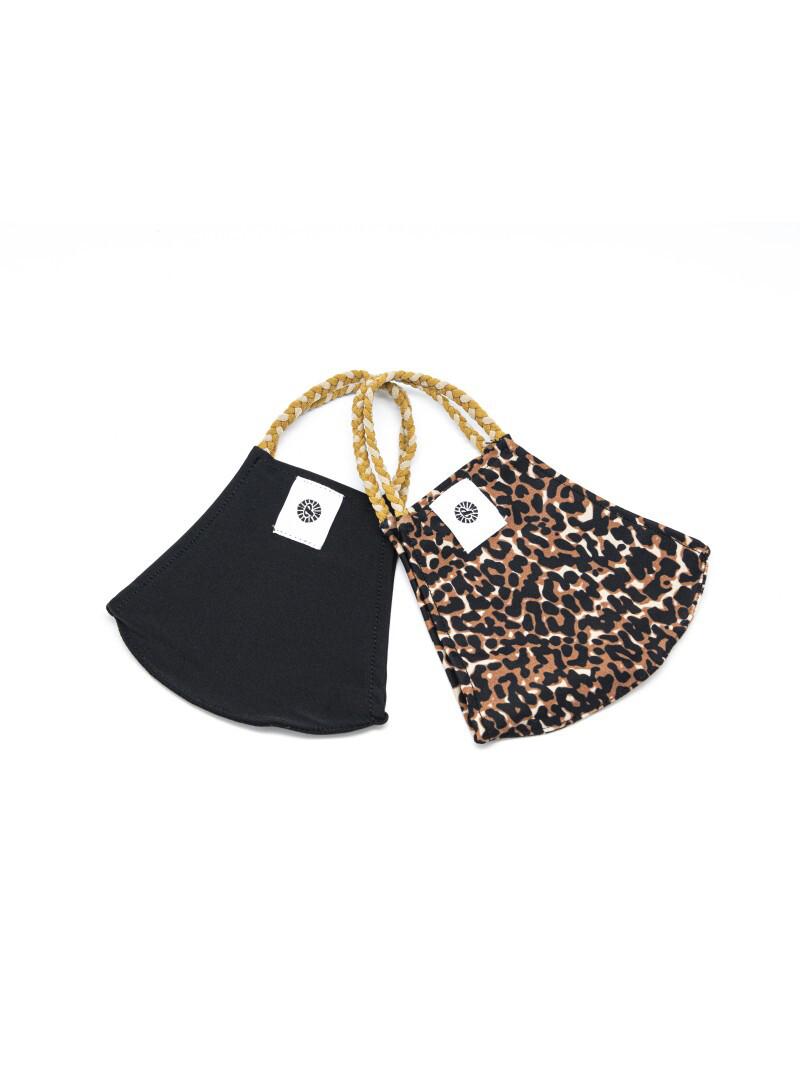 Pomchies Mask Adult Leopard