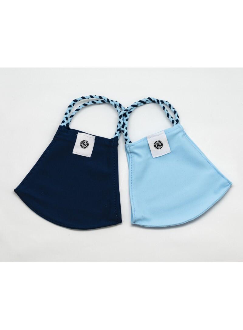 Pomchies Mask Light Blue/Navy