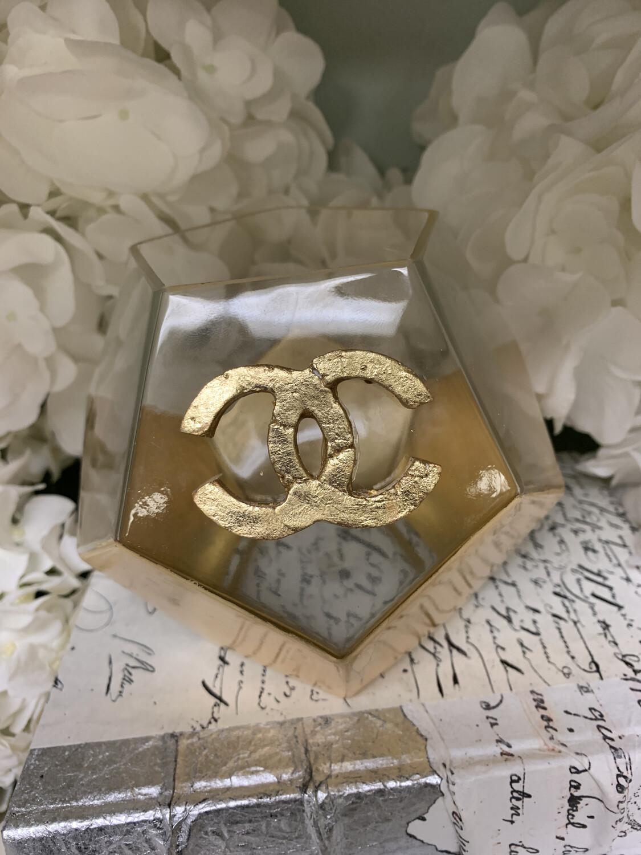 Designer Hexagon Vase CC