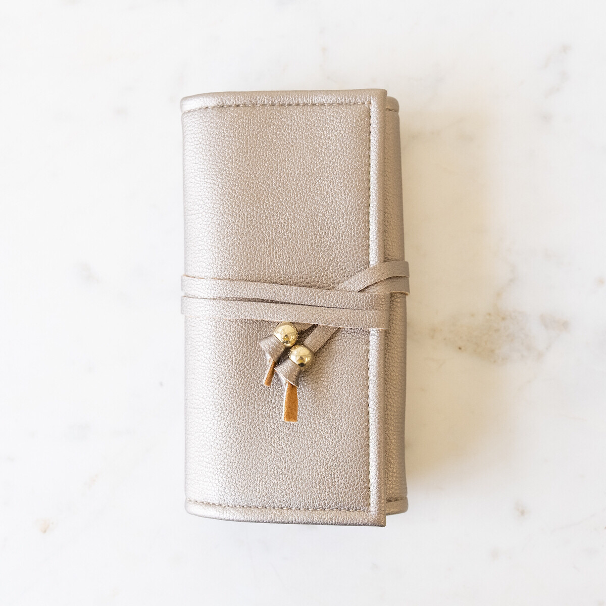 TRS Jewelry Roll Gold