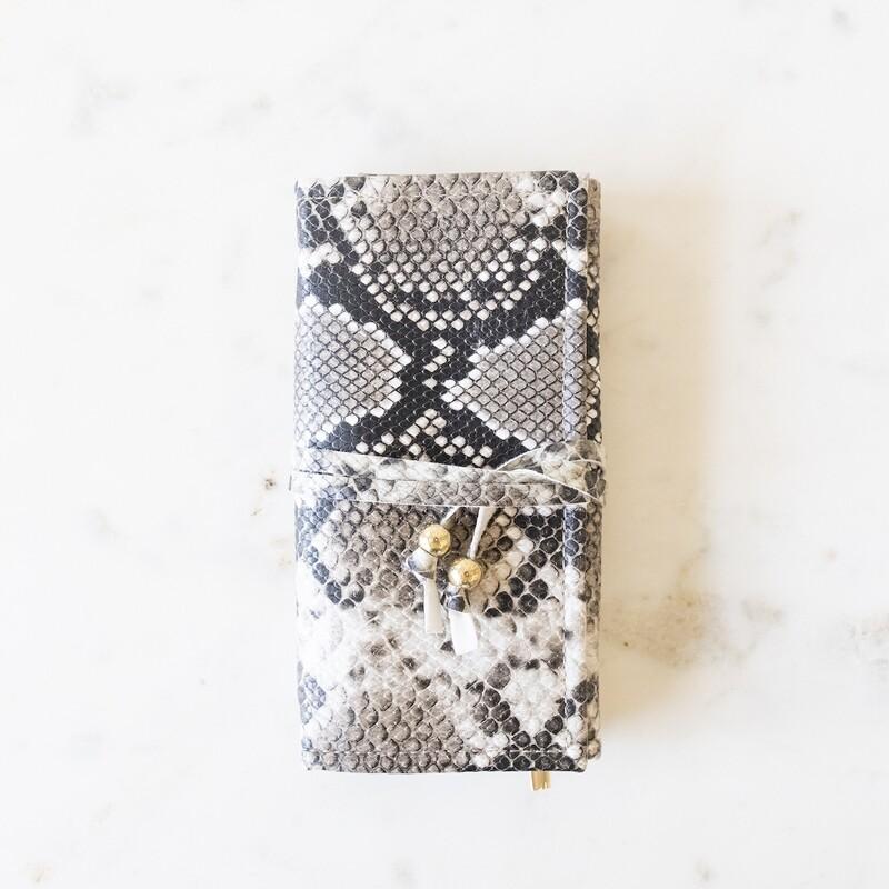 TRS Jewelry Roll Python