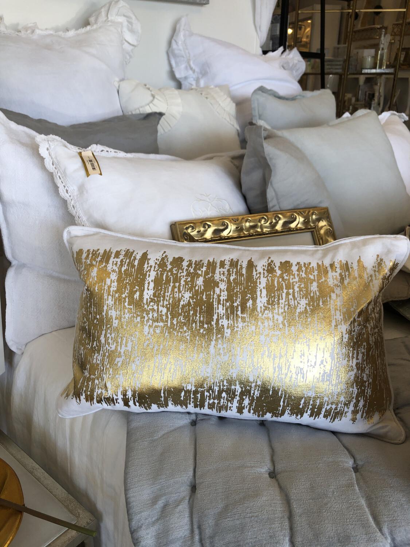 SS 700 Gold 12x20 Pillow