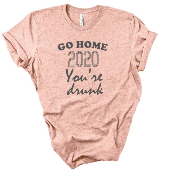 Go Home 2020 Tee