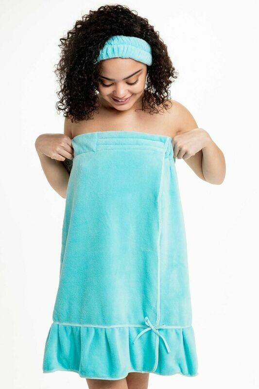 Bella Spa Wrap Aqua Size 2