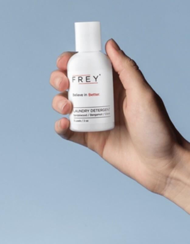 Frey Travel Size Detergent Sandalwood