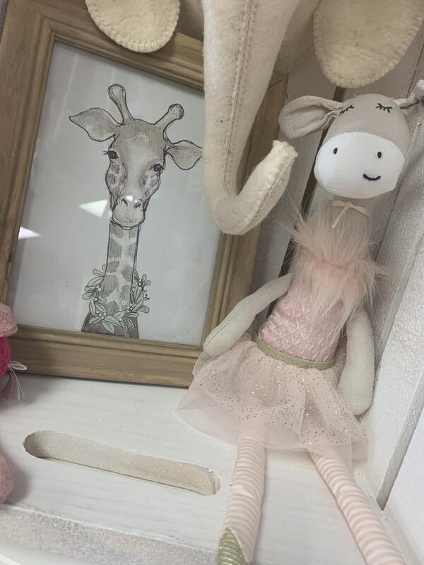 Mon Ami Giraffe Ballerina