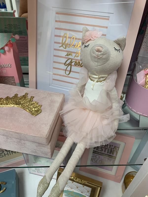 Mon Ami Kitty Ballerina Angel