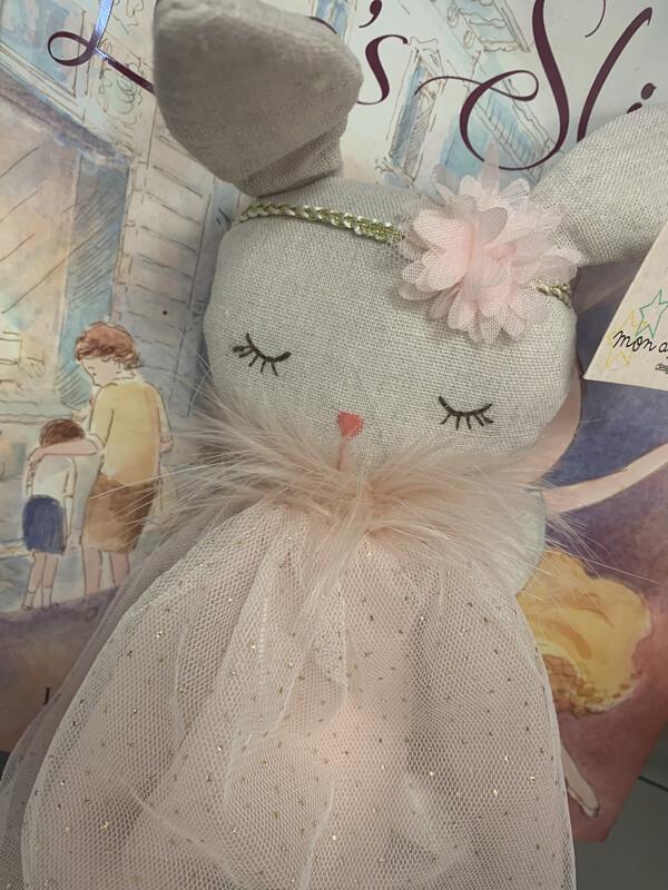 Mon Ami Bunny Ballerina