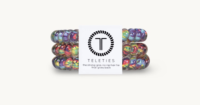 Teleties Psychedelic Small