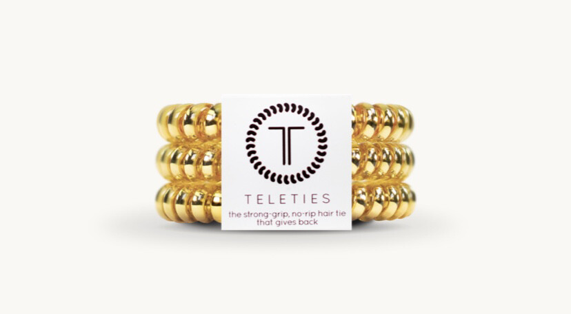 Small Teletie Sunset Gold