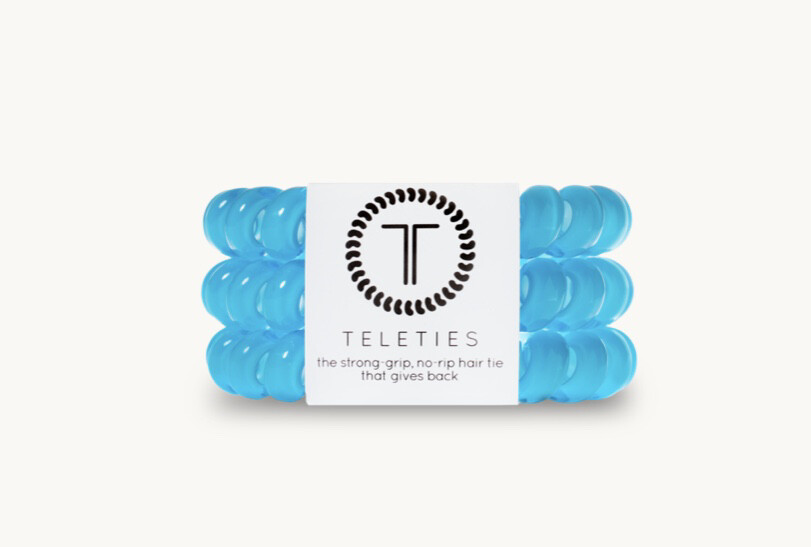 Teletie Cool Blue Small