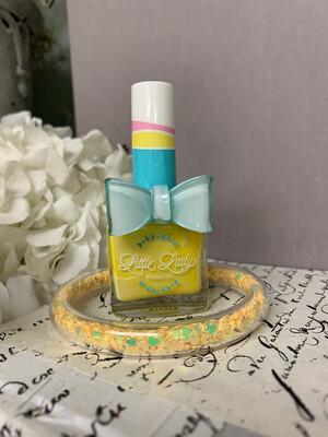 Little Lady Nail Polish Yellow