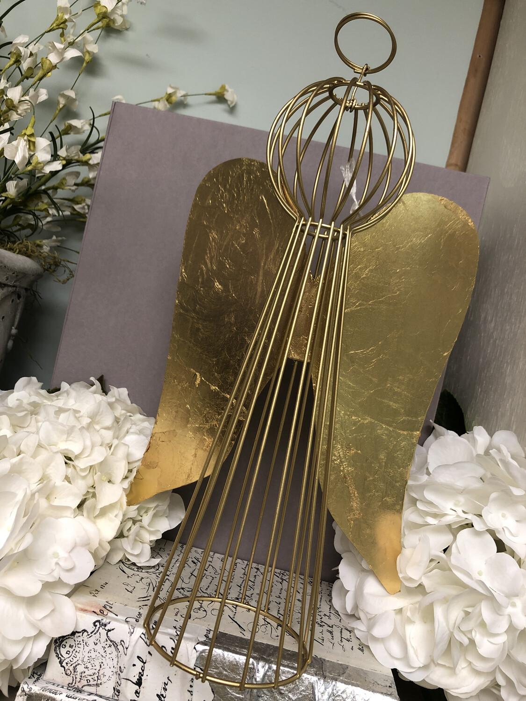 Gold Iron Angel