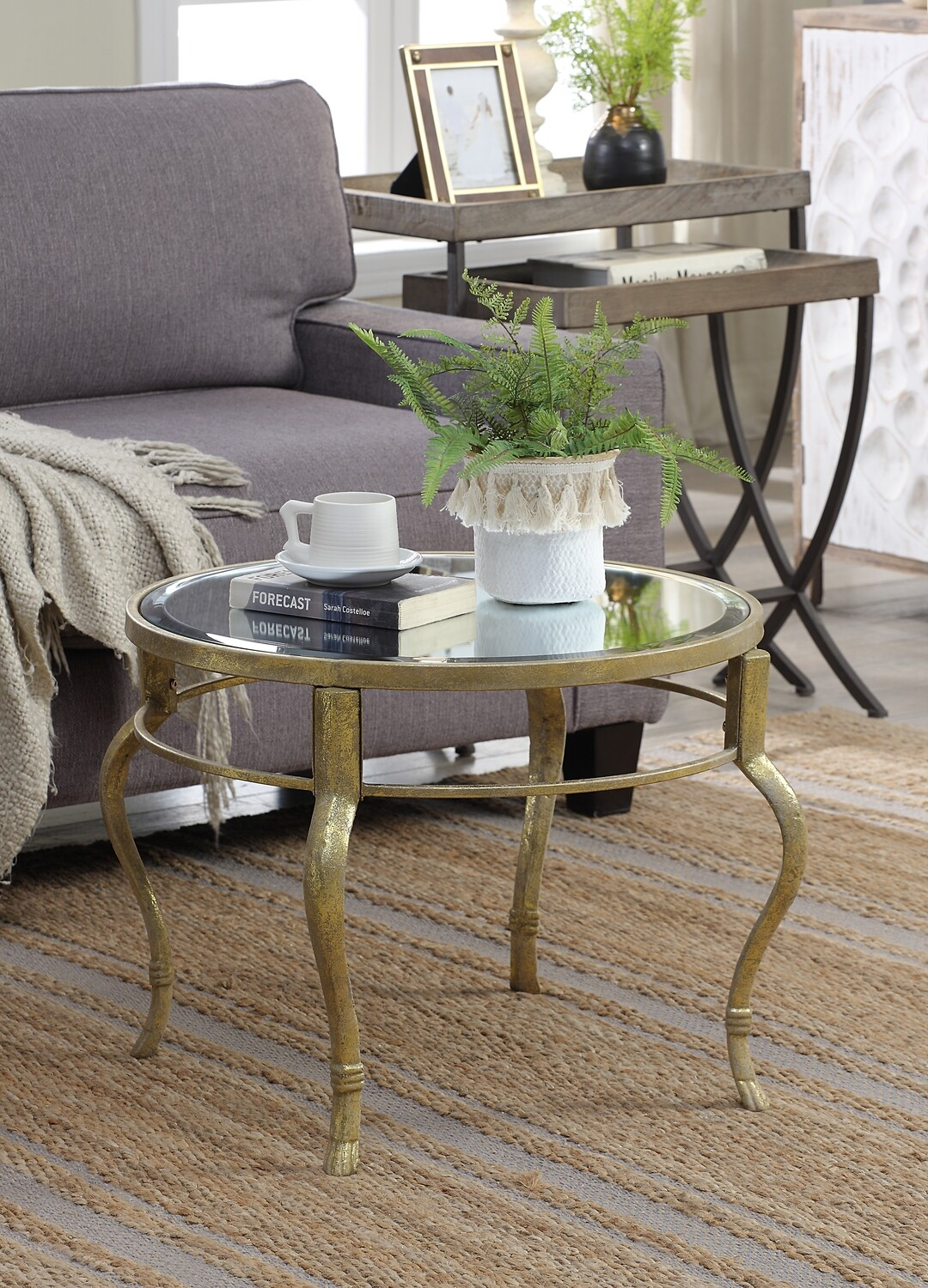 IM Rochester Accent Table