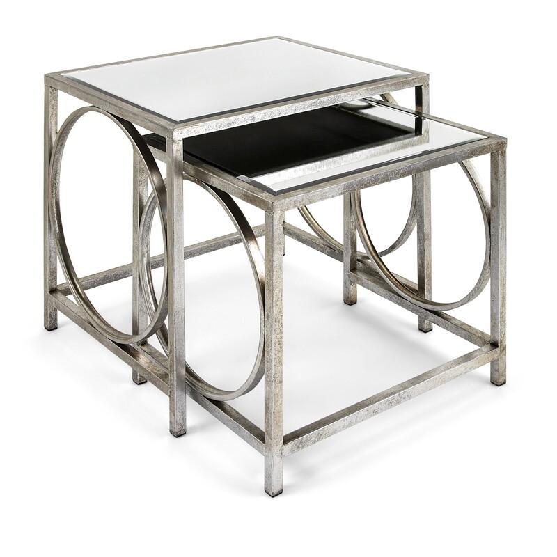 IM Grant Mirror Table Small