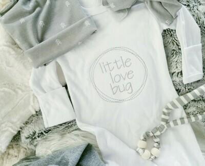 LB Gown Little Love Bug