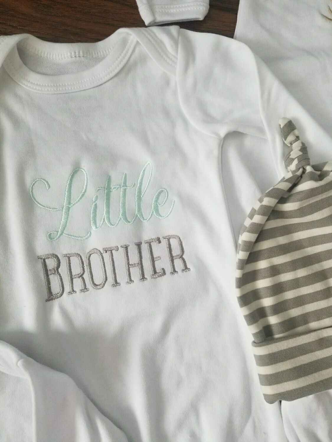 LB Gown Little Brother