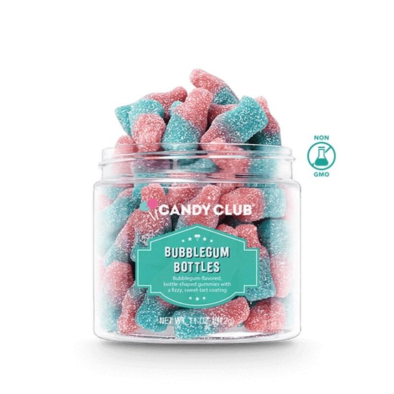 Candy Club Bubblegum Bottles