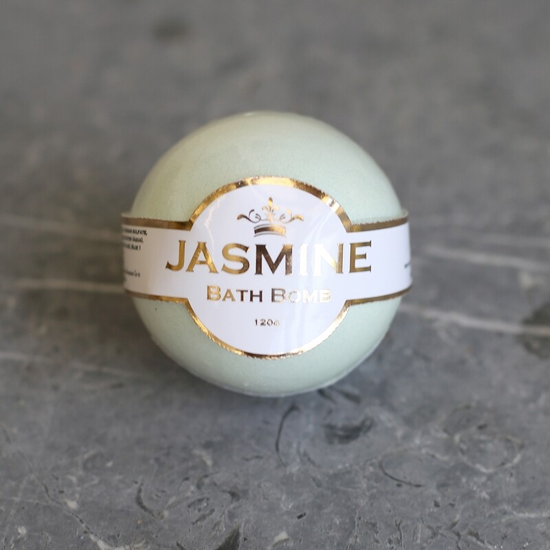 TRS Jasmine Bath Bomb