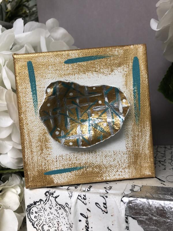4x4 Oyster Art 5