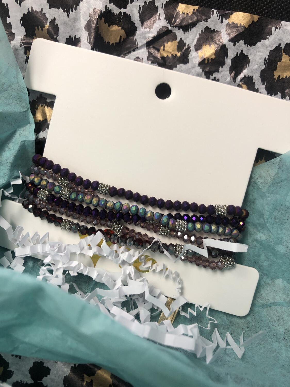 Bead Stack Bracelets 7