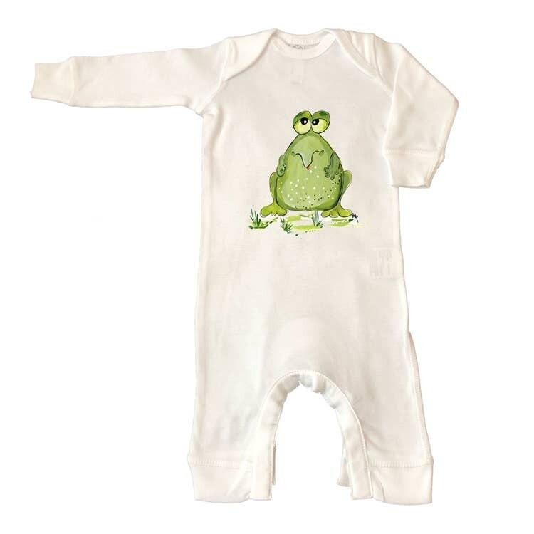 DBB Frog Romper 6 Months