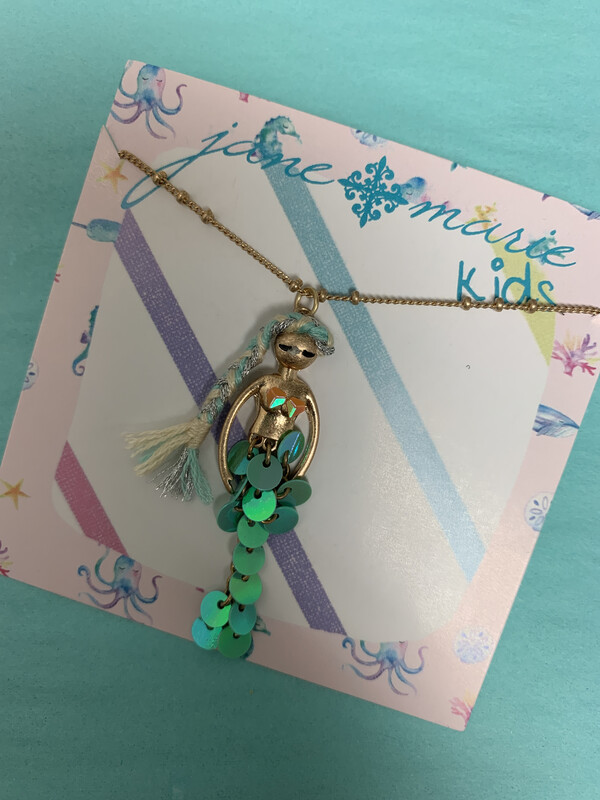 JM Necklace Mermaid Braid