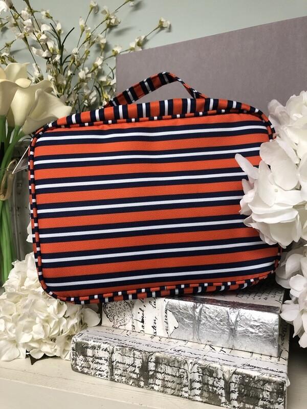 MS Stripe Lunchbox Tote