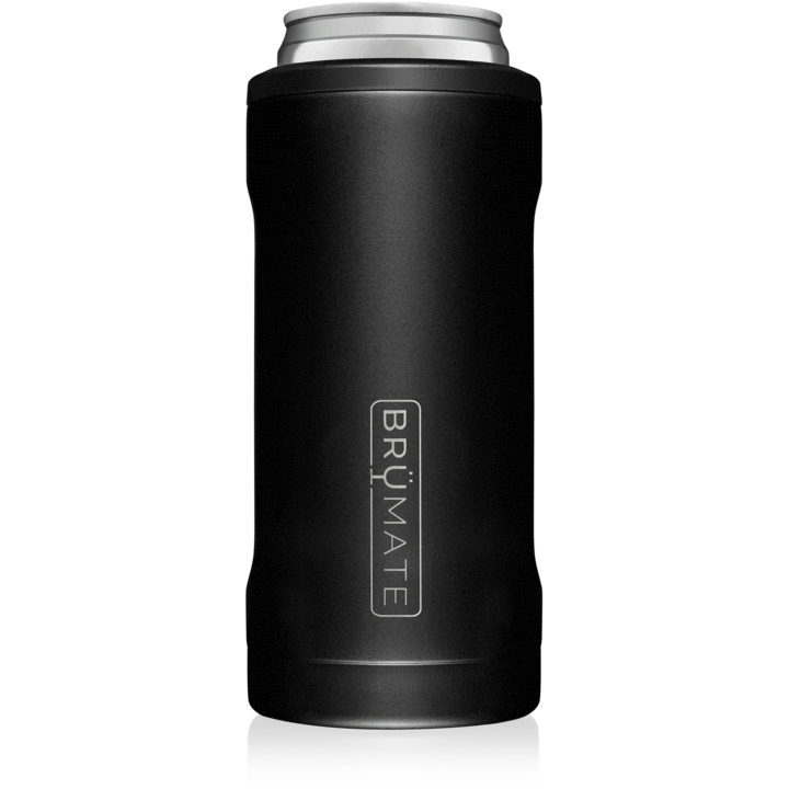 BruMate Hopsulator Slim Matte Black