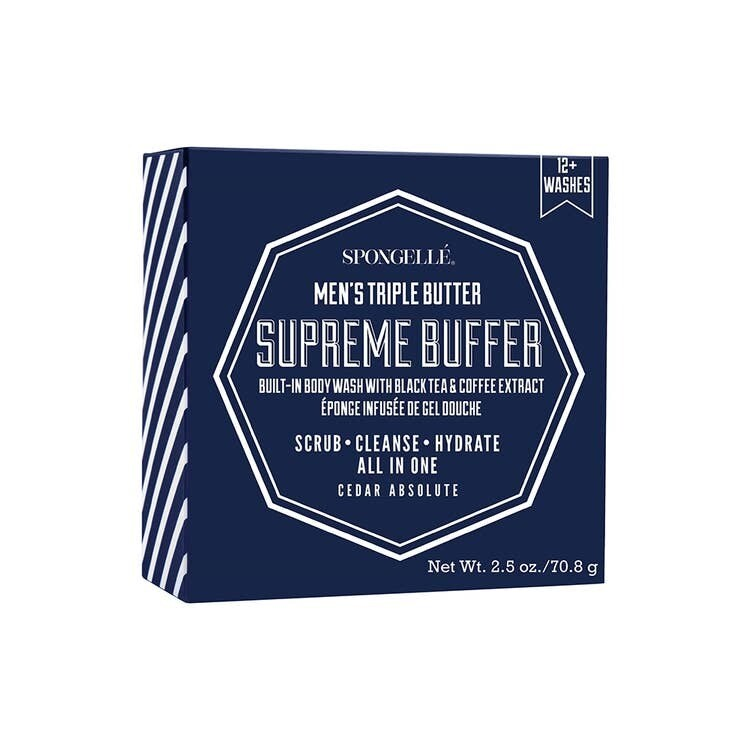 Spongelle Men's Supreme Buffer