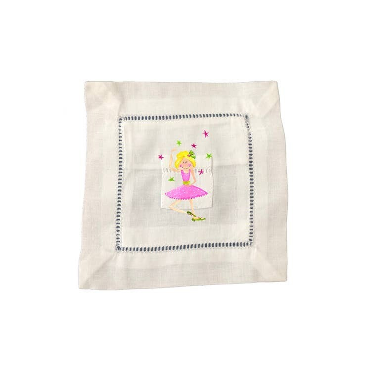 DBB Small Tooth Fairy Pillow Dancer