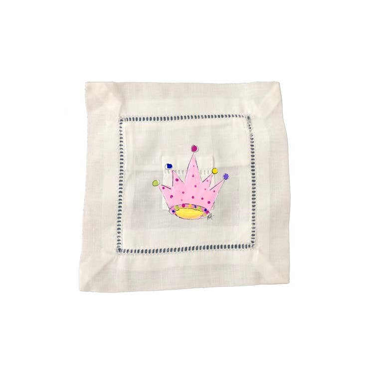 DBB Small Tooth Fairy Pillow Crown