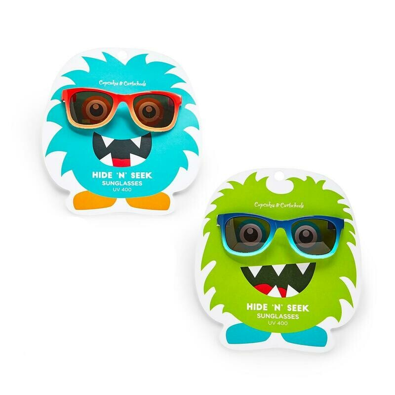 Monster Sunglasses Blue