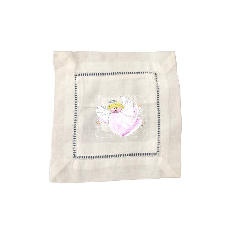 DBB Small Tooth Fairy Pillow Girl Angel