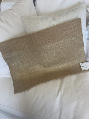 SS 1832 14x20 Pillow Cover Natural