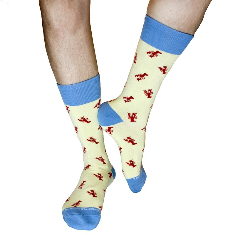 TRS Men's Crawfish Socks