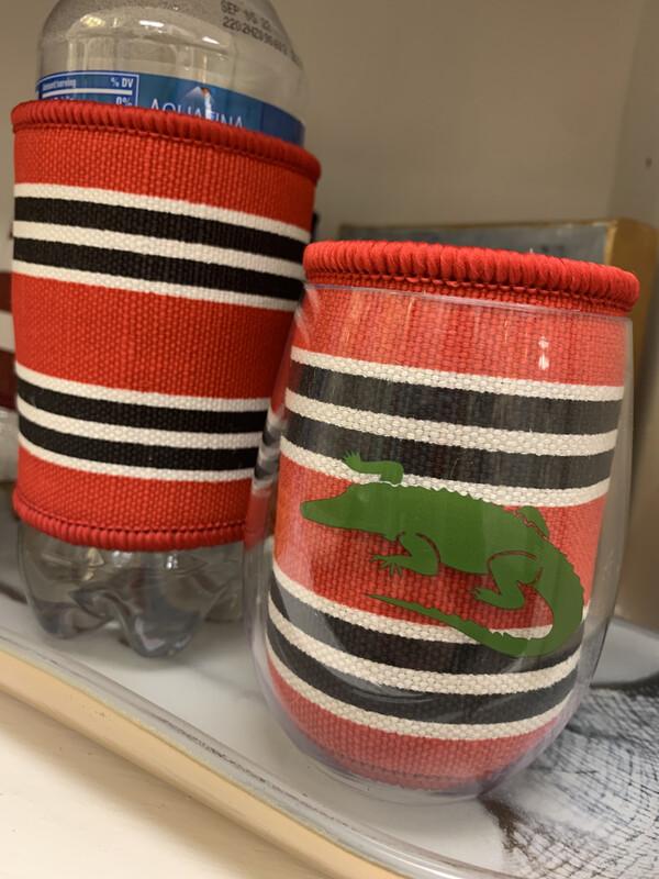 Mens Huggie Cup Set Alligator