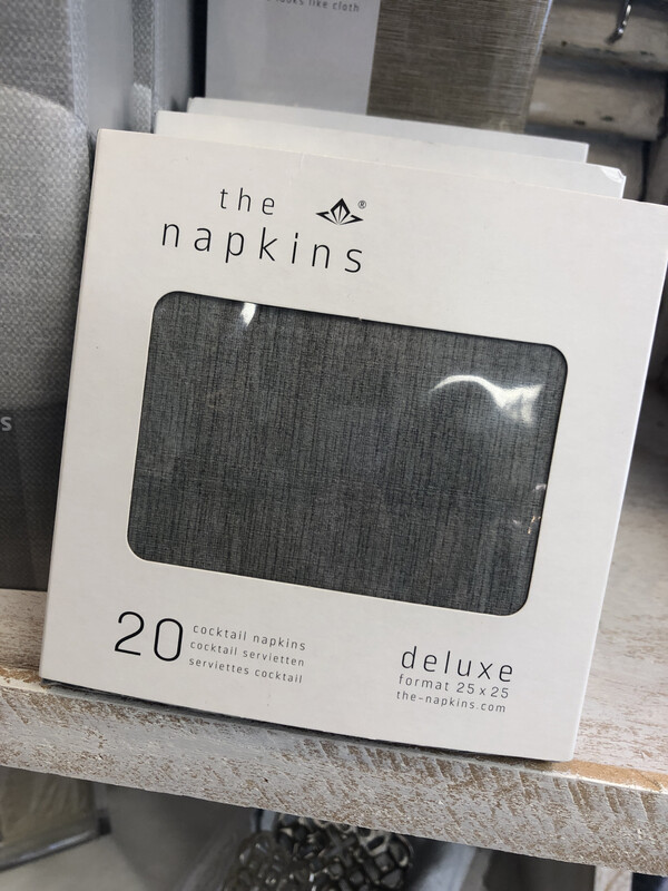 Napkins Cocktail Deluxe