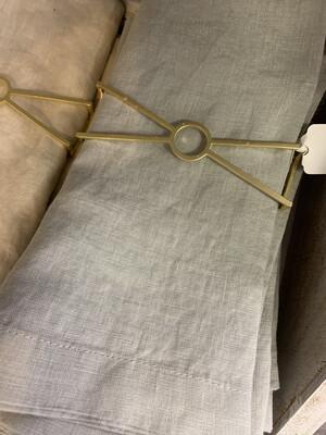 SP Linen Napkin Gray