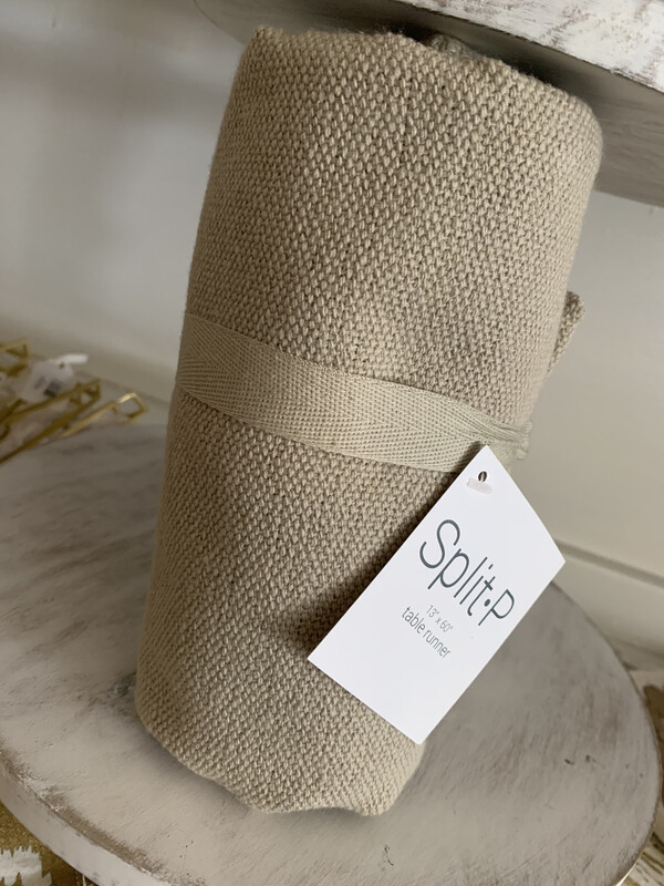 SP Table Runner Taupe