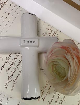Prayer Cross Love
