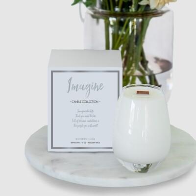 Gratitude Candle Imagine