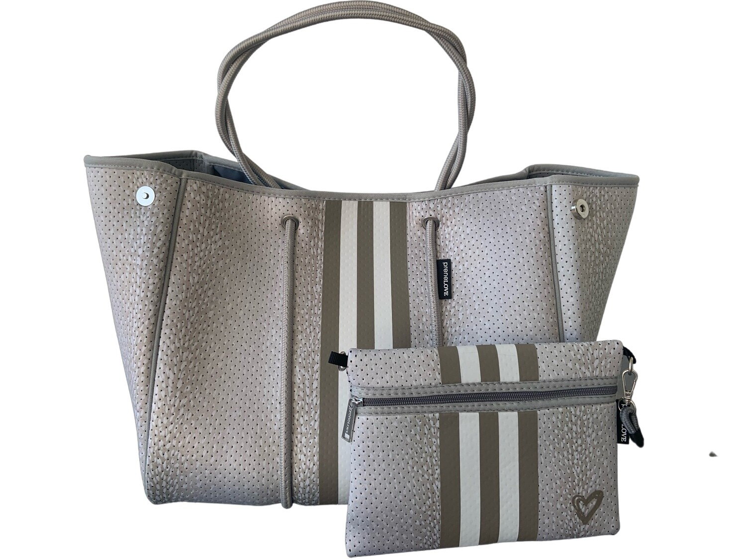 PreneLOVE Large Tote Fawn