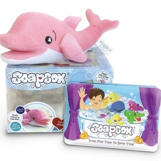 SoapSox Ava The Dolphin